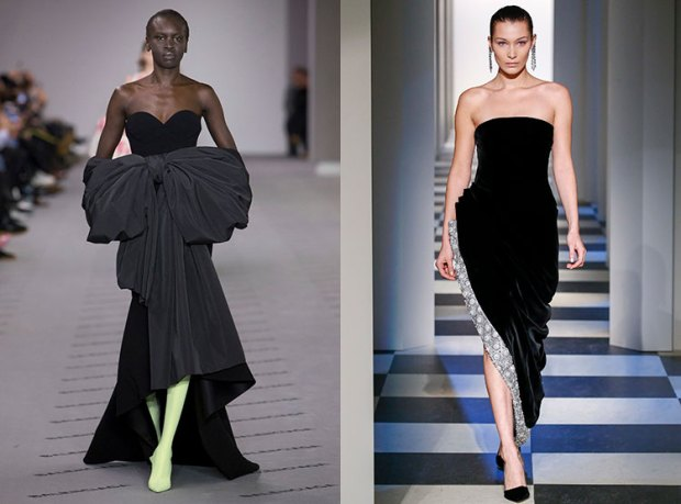 Ce rochii de seara se poarta iarna 2018
