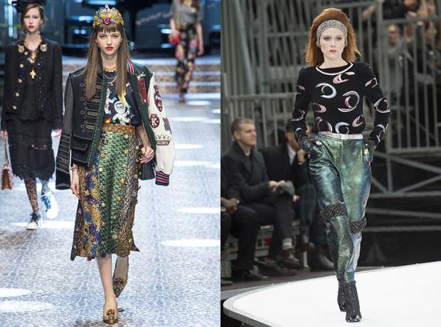 Bluze dama 2018 cu imprimeuri la moda