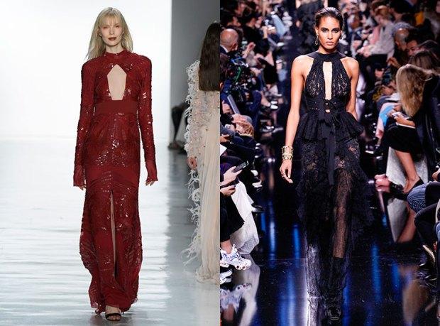 Ce rochii de seara se poarta in 2018