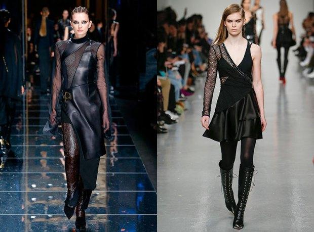 Ce rochii de zi se poarta toamna 2017