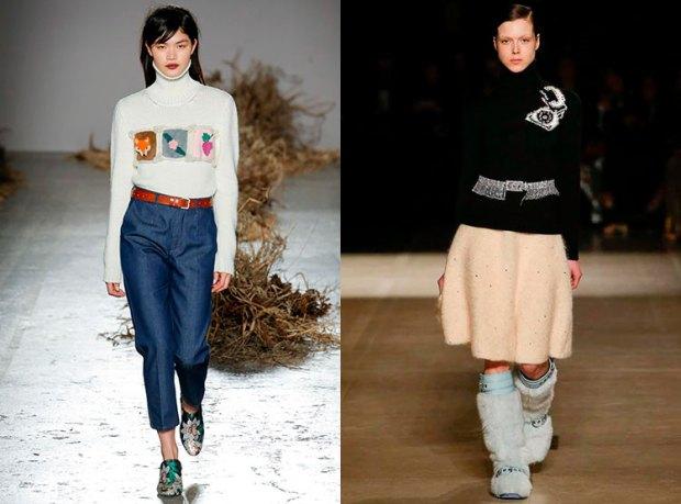 Ce pulovere se poarta iarna 2018