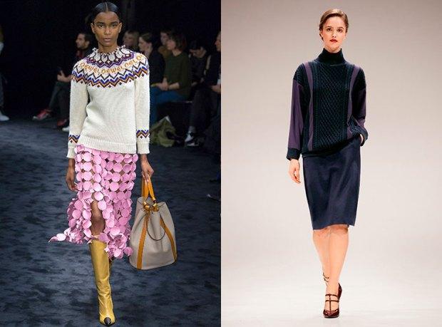 tricotate clasice