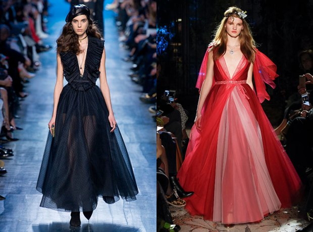 Modele rochii de seara 2018