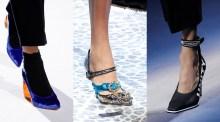 Pantofi toamna 2017 iarna 2018