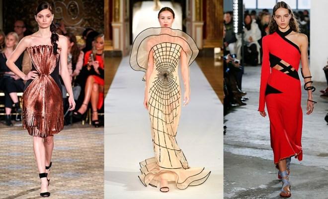 Rochii la moda toamna-iarna 2017-2018