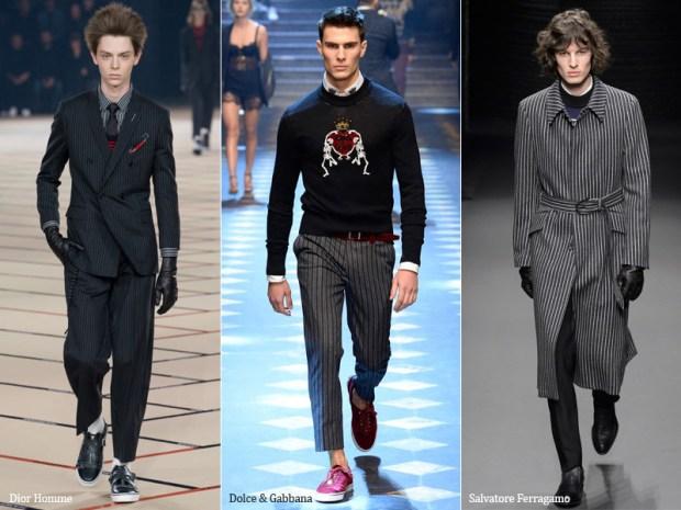 Tendinte moda masculina 2018