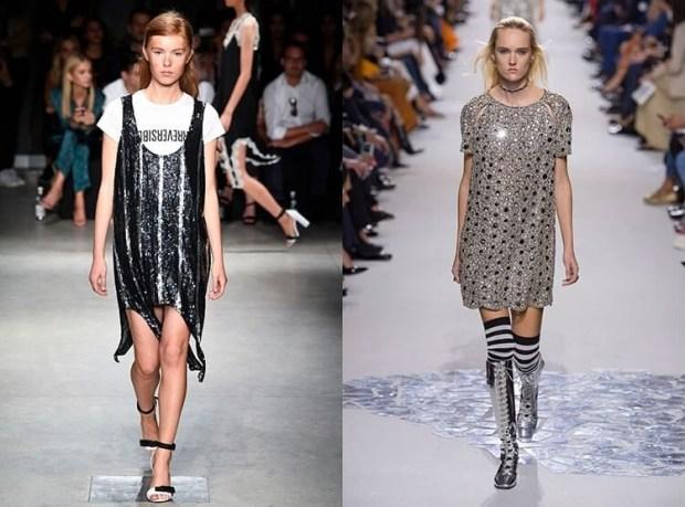 Modele rochii de primavara 2018 stralucitoare