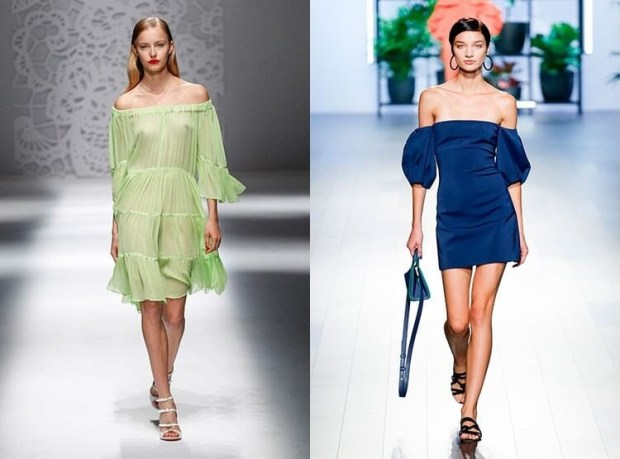 Ce rochii se poarta vara 2018
