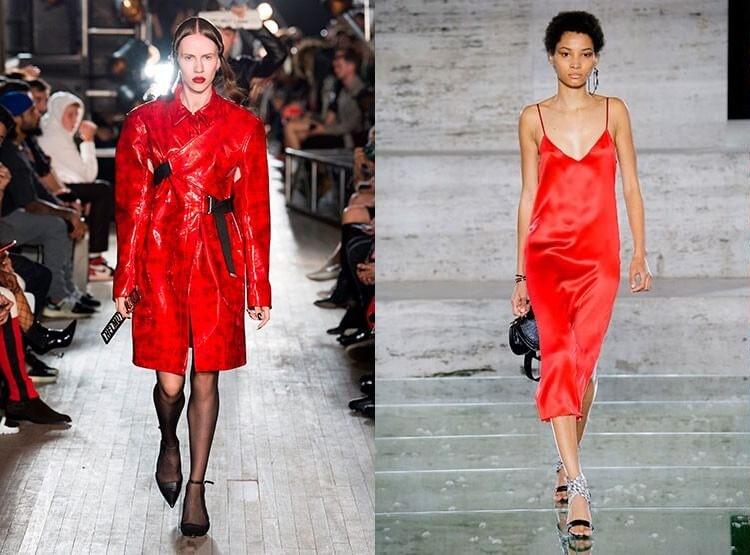 Haine rochii la moda primavara vara 2018