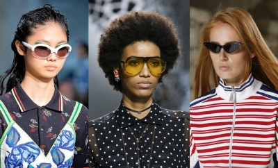 Ochelari de soare primavara-vara 2018