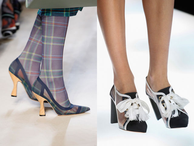 Ce pantofi se poarta primavara 2018