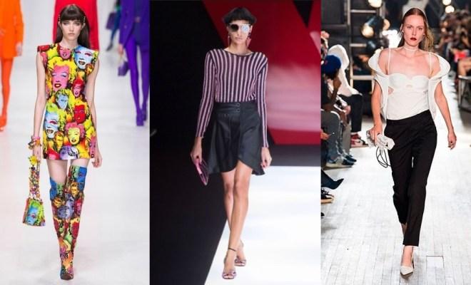 Principalele tendinte moda primavara-vara 2018