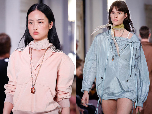 Esarfe la moda primavara vara 2018