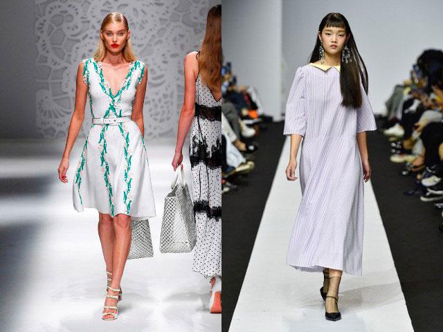 Ce rochii de zi se poarta in 2018