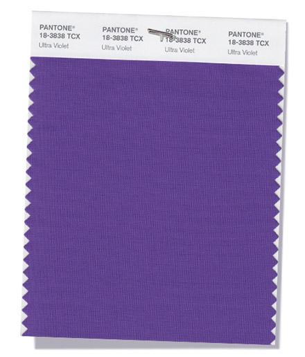 Culoarea Ultra Violet