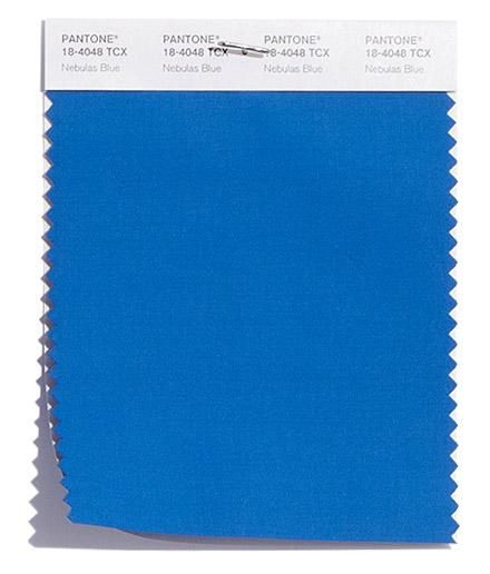 Culoarea Nebulas Blue