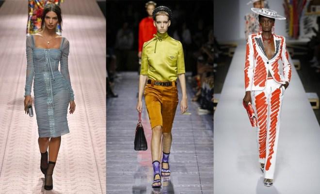 Saptamana modei de la Milano primavara-vara 2019