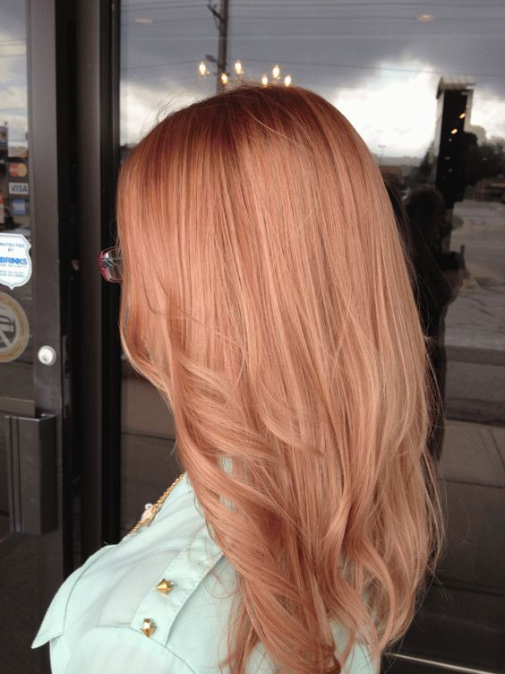 Vopsire par 2019 blond