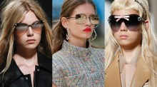 Ochelari de soare la moda primavara-vara 2019