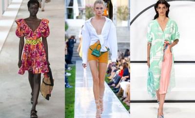 Tendinte principale moda primavara-vara 2019