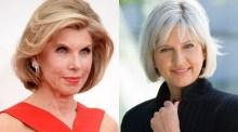 Tunsori femei dupa 50 ani