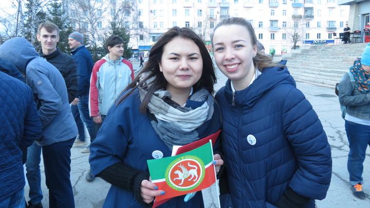 Жителей Барнаула познакомили с татарской культурой