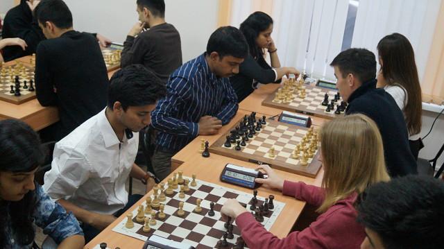 В Барнауле состоялся Межнациональный турнир по шахматам