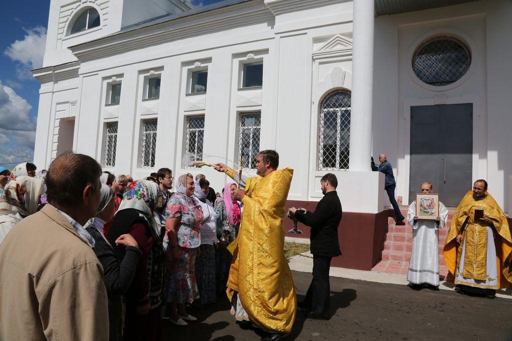Рождественская церковь (Панюково)