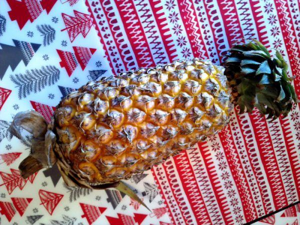Выращиваем ананасы на подоконнике. Подготовка и посадка ананаса