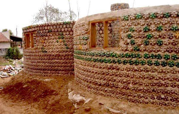 21 крутой вариант использования пластиковых бутылок на даче