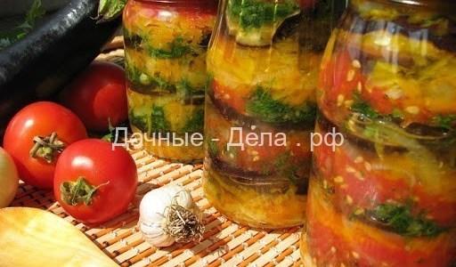Советы для хозяек. Заготовки овощей на зиму 16