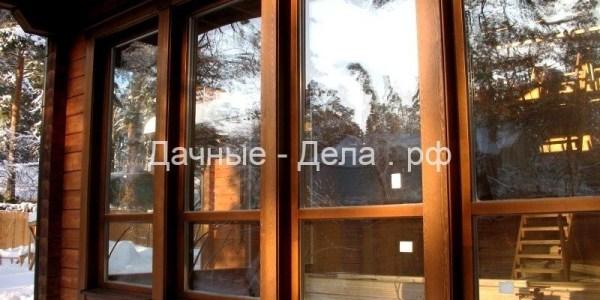 Деревянные окна от производителя: в чем их преимущества и особенности 26