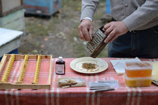 Propolisz recept mézzel a prosztatagyulladáshoz