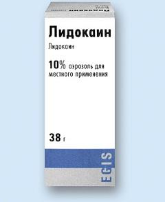 Лидокаин в ампулах спреях и мазях инструкция по применению
