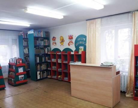 Читальный зал. Зона периодики