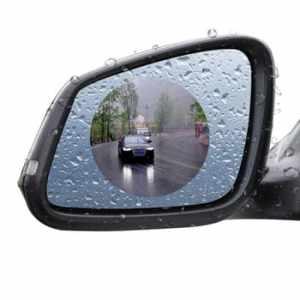 Наклейка Антидождь для зеркал
