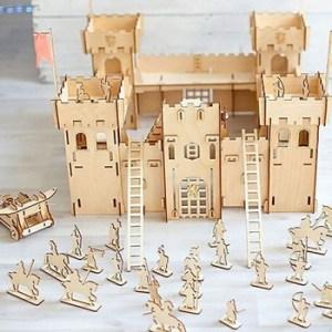Конструктор рыцарская крепость
