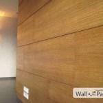 Стеновые панели шпон дуб