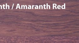 Amaramth Red