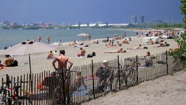 Пляж Ханлан-Пойнт, Торонто