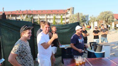 Чемпионы Крыма по Beer Pong