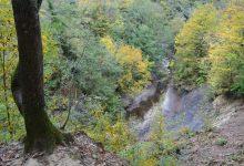 Дольмены и водопады на реке Жане. Кто там живет и что делают.