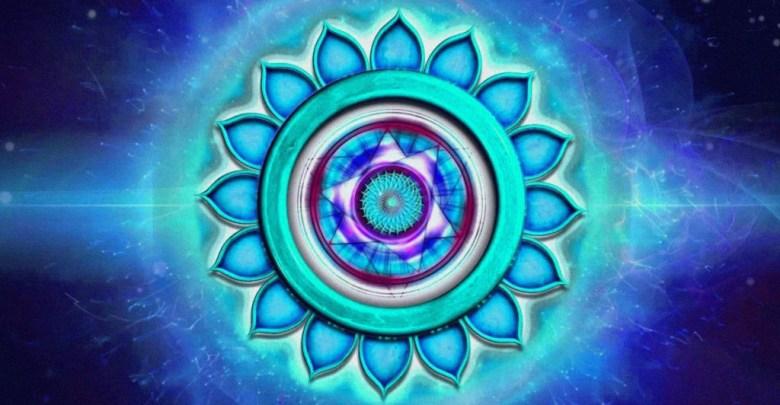 Вишудха - голубая чакра
