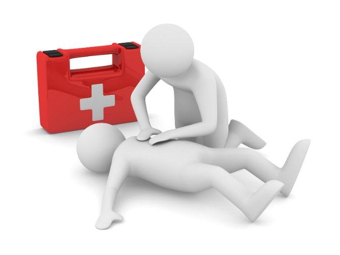 Обучение по оказанию первой помощи
