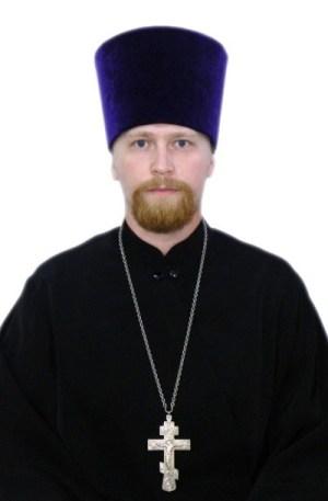 Благочинный Тюльганского округа иерей Сергий Оксаныч