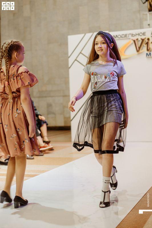 Выпускной шоу-показ модельного агентства Viva Models – Г. КИРОВ – Ganichev – 28 мая—45