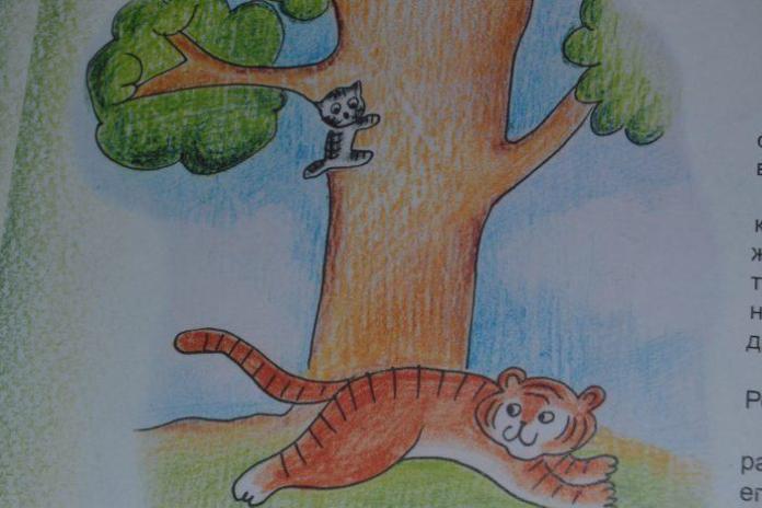 Чудо Радио 22.Трусливый тигр. Продолжение (Мальцев)