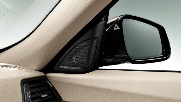 установка BMW Harman Kordon