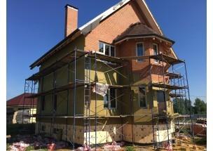 Утепление дома минеральной ватой цена. Утепление дома базальтной ватой цена Киев.