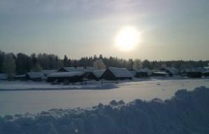 Посёлок Красильниково